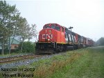 CN 9410 on the 403 West